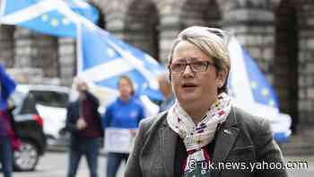 Joanna Cherry to challenge Angus Robertson for SNP Holyrood nomination