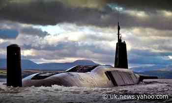 Pentagon reveals deal with Britain to replace Trident