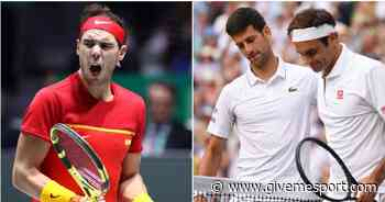 David Ferrer chooses Rafael Nadal over Roger Federer and Novak Djokovic - GIVEMESPORT
