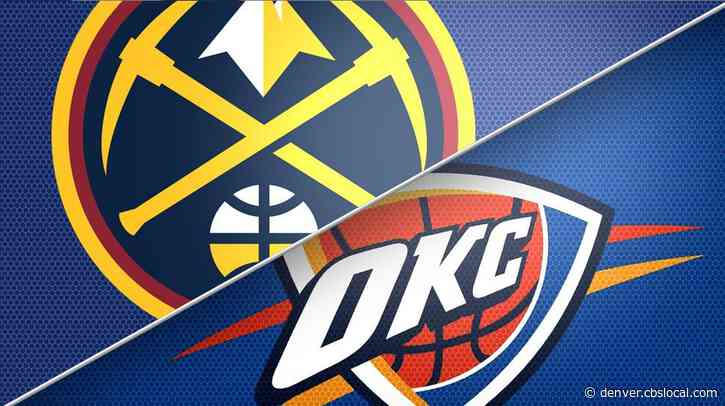 Nuggets Lose Sloppy Game To Thunder In Return To Court After All-Star Break