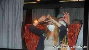 Coronavirus cruise ship passengers arrive in Merseyside for quarantine