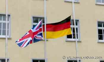 British army hands back last headquarters in Germany