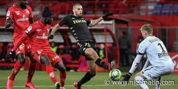 Monaco et Dijon dos à dos à la mi-temps (0-0)