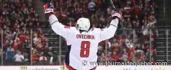 Un 700e but pour Alex Ovechkin