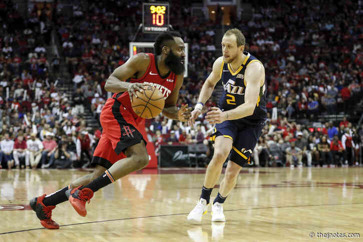 Game Thread: Utah Jazz in must-win mode against rival Rockets