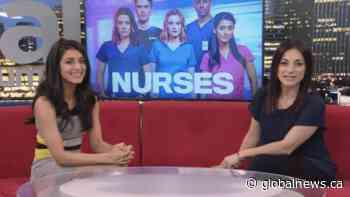 B.C. born 'Nurses' star Sandy Sidhu