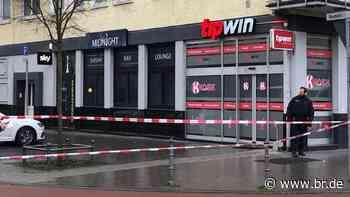 Bürger in Kahl am Main schockiert über Gewalttat in Hanau - BR24