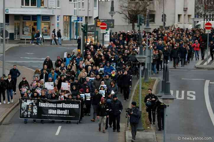 Germany's extreme right under pressure after attacks