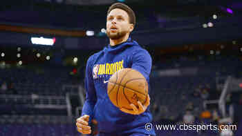 Stephen Curry injury update: Warriors star cleared for contact, scrimmages; Steve Kerr says still no timetable