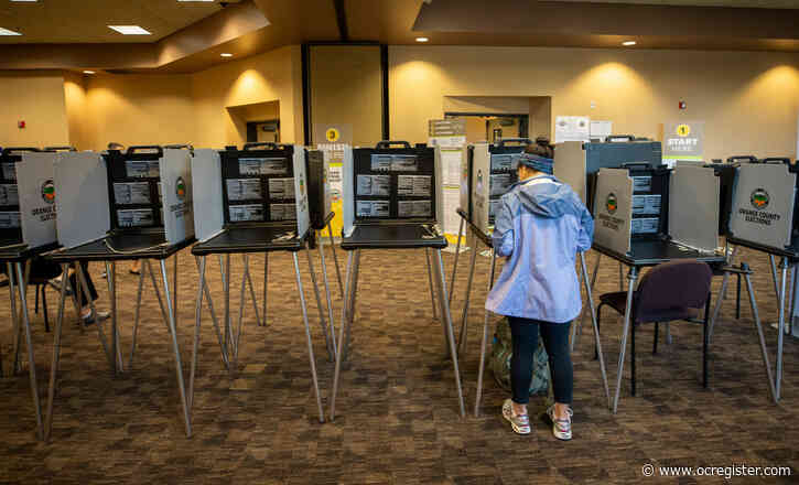 First of Orange County's new vote centers open ahead of March 3 primary