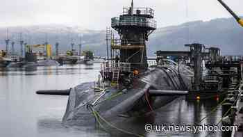 UK plan to replace Trident nuclear warheads is revealed by US officials