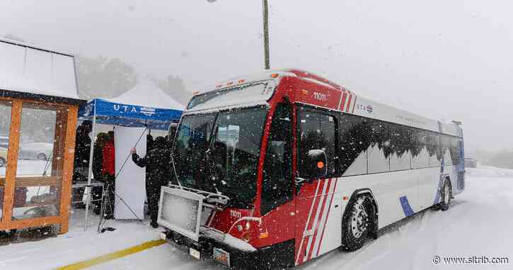Tribune Editorial: Clogged canyons? More bus, less fuss