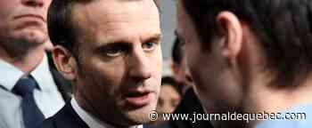 Brexit : « Pas sûr qu'on aura un accord global d'ici la fin de l'année », estime Macron