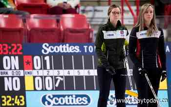 Ontario's Homan advances to Hearts semifinal with 9-5 win over Northern Ontario.