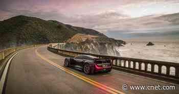 Czinger 21C shoots for supercar glory     - Roadshow