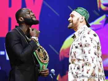 Fury vs. Wilder II: Start time, how to stream or watch online and full fight card     - CNET