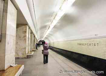 The man fell on the way to Sokolniki metro line - International Law Lawyer News