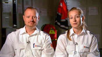 SWR-Fernsehen: Retter aus Uhingen im TV-Einsatz - SWP