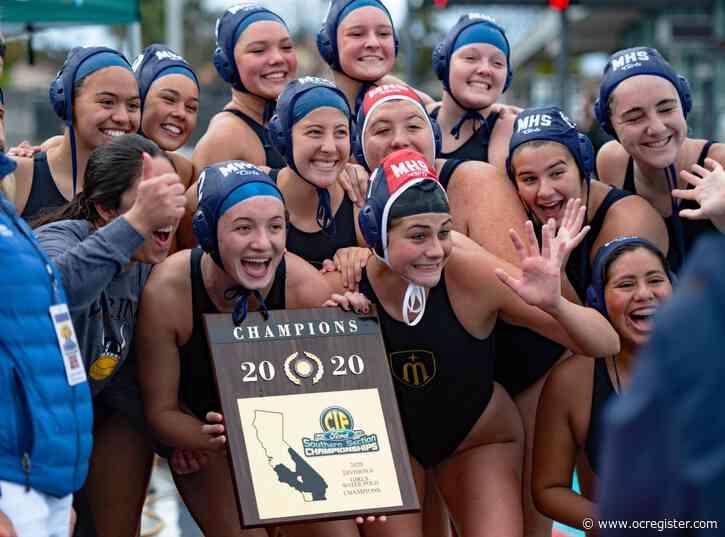 Marina girls water polo edges Flintridge Prep to win first CIF-SS title since 1998