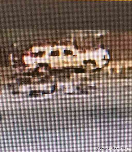 Thornton Police Looking For SUV Involved In Hit & Run