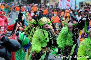 ASDE pospone para el primero de marzo celebración del Carnaval Santo Domingo Este 2020 - Diario Libre