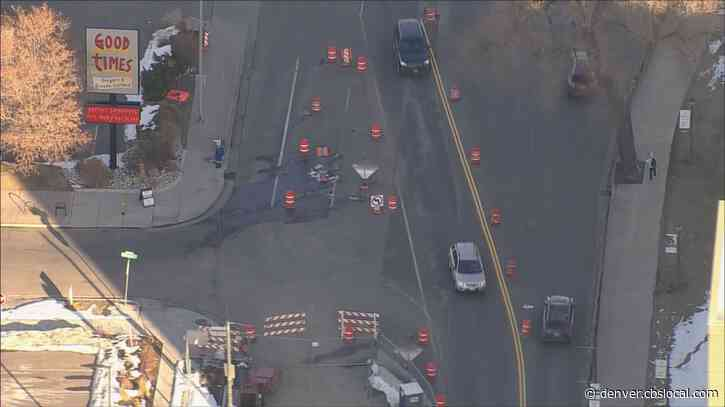 Part Of Colfax To Close Saturday Night For Stormwater Project
