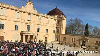 """Château de Castries : le """"petit Versailles héraultais"""" restauré, près de Montpellier - France 3 Régions"""