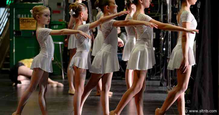 Youth America Grand Prix performers pirouette and plie in Salt Lake City, vying for a ballet scholarship