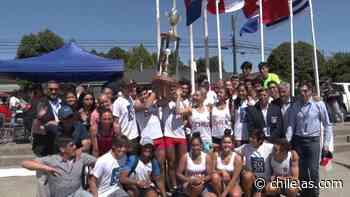 Chile conquistó la Copa América de Remo 2020 en Valdivia - AS Chile