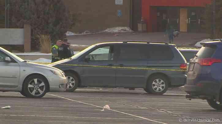 Students, Officers Lift Van Off Teenager In Colorado Springs
