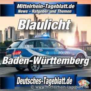 Mosbach - Mit PKW geflippert: Von der Fahrbahn der B 37 abgekommen - Mittelrhein Tageblatt