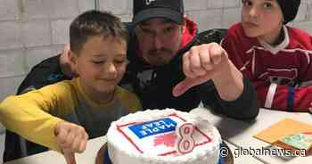 Quebec boy who mistakenly got Maple Leaf Foods birthday cake attends Toronto Maple Leafs game