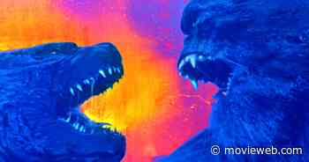Godzilla Vs. Kong Toy Fair Art Reveals a New Look for the King of All Monsters