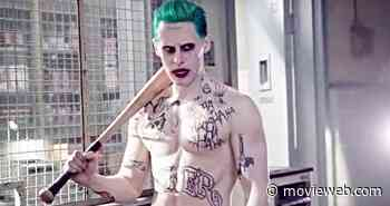 Birds of Prey Joker Double Had Most of Jared Leto's Suicide Squad Tattoos