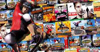 Tony Hawk's Pro Skater Documentary Explores the Groundbreaking Video Game