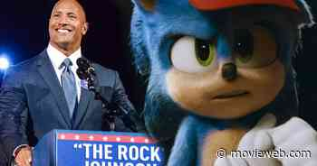 Is Sonic the Hedgehog 2 Really Bringing in The Rock?