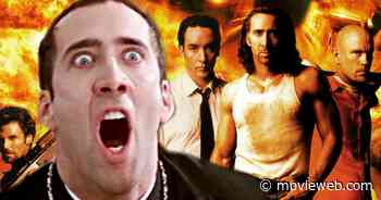 Nicolas Cage Will Recreate Face/Off and Con Air Scenes for His Crazy Meta Movie