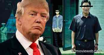 Trump Mocked by Parasite Studio After He Trashes Best Picture Oscars Win
