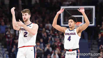 College basketball picks, schedule: Predictions, odds for Gonzaga vs. BYU and other key Top 25 games