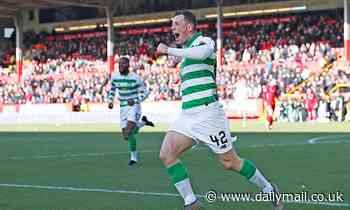 Brendan Rodgers prepares second bid for Celtic's Callum McGregor