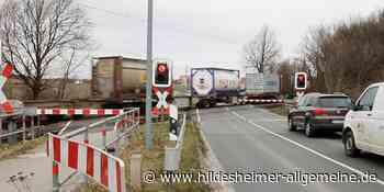 Verschwindet der Bahnübergang zwischen Asel und Harsum? - www.hildesheimer-allgemeine.de