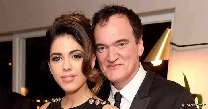 Quentin Tarantino and Wife Daniella Welcome Their First Child, a Baby Boy