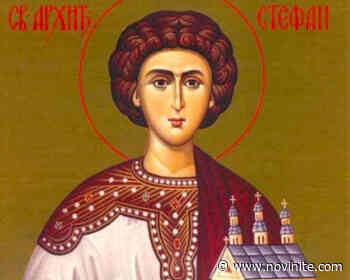 Today is Saint Stephen's Day - Novinite.com - Novinite.com