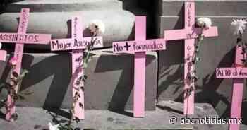 Es Monterrey primer lugar nacional en feminicidios - ABC Noticias MX