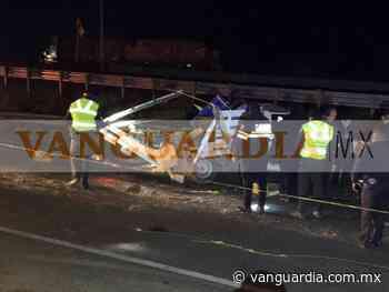 Accidente revela cadáver en carretera Saltillo-Monterrey - Vanguardia MX