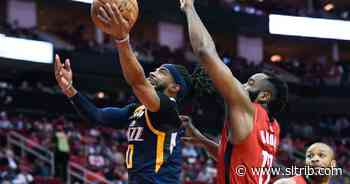 Live: Jazz take on Rockets at Vivint Arena