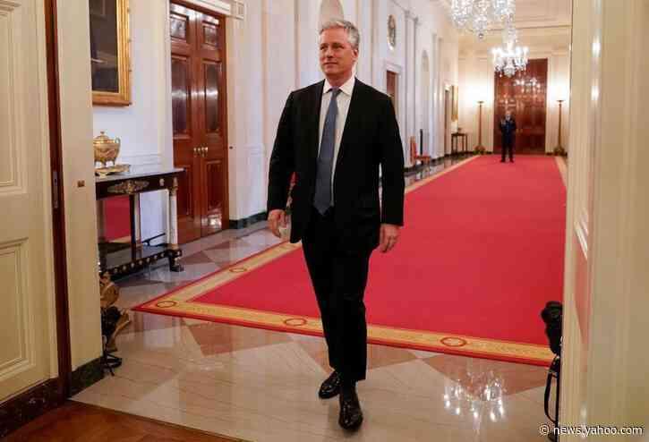 U.S. national security adviser denies Russia boosting Trump reelection