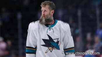 Sharks' Joe Thornton says it's tempting to move to a Stanley Cup contender ahead of trade deadline