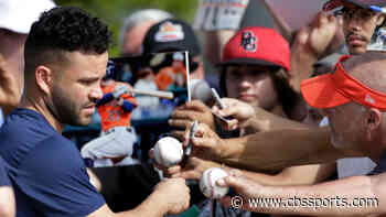 Astros booed and taunted in first spring training game since sign-stealing scandal