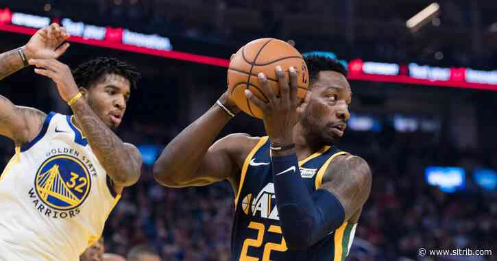 Jeff Green finds a place to play in Houston; NBA announces time/TV changes for future Jazz games